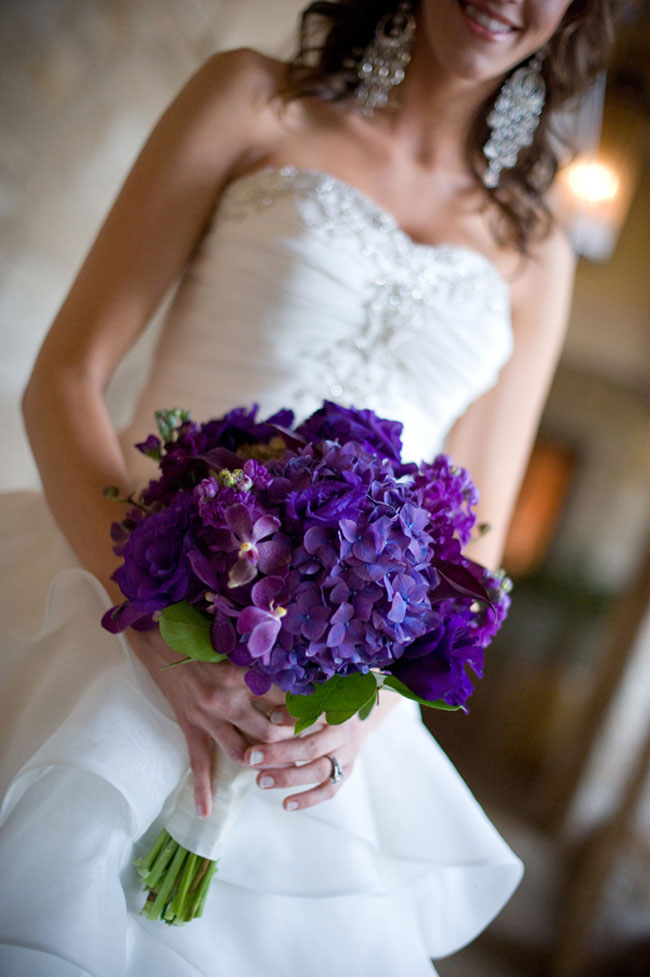 purple bridal bouquet of hydrangeas and orchids.jpg
