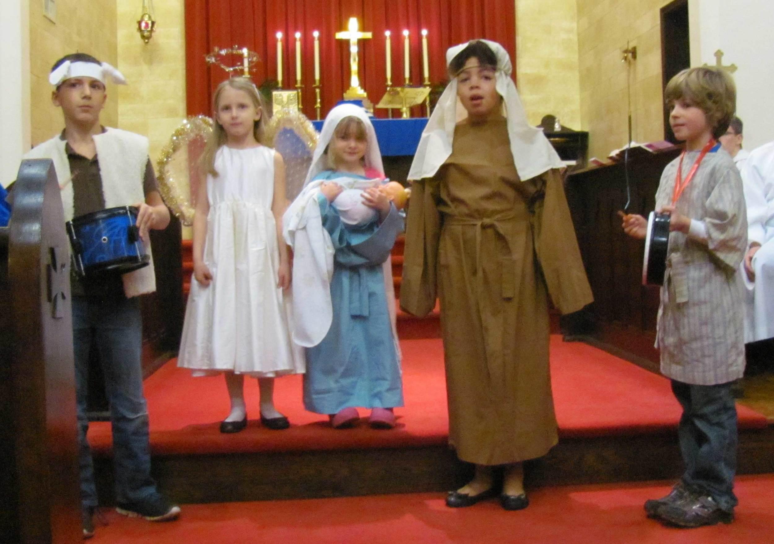 2014 Children's Christmas Program