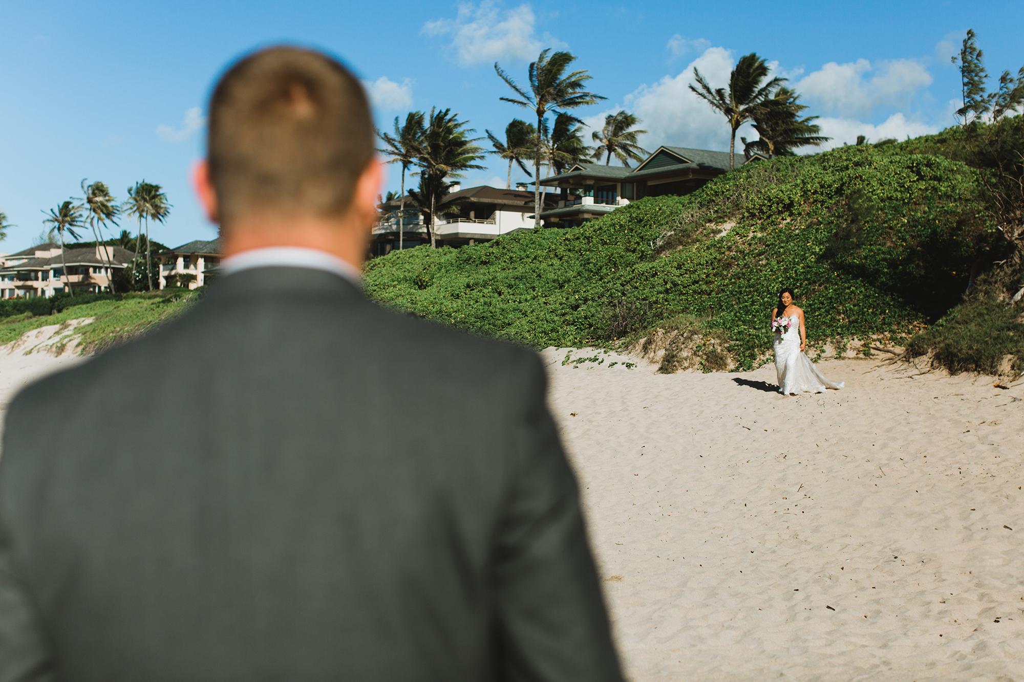 Tropical Maui Beach Wedding