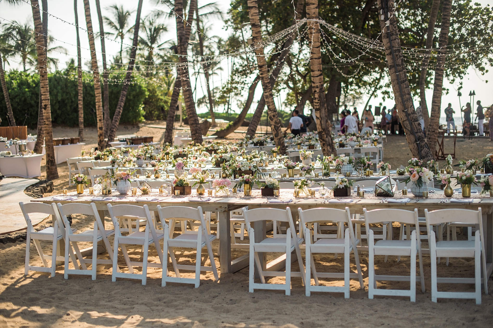 Fairmont Orchid Hawaii Wedding
