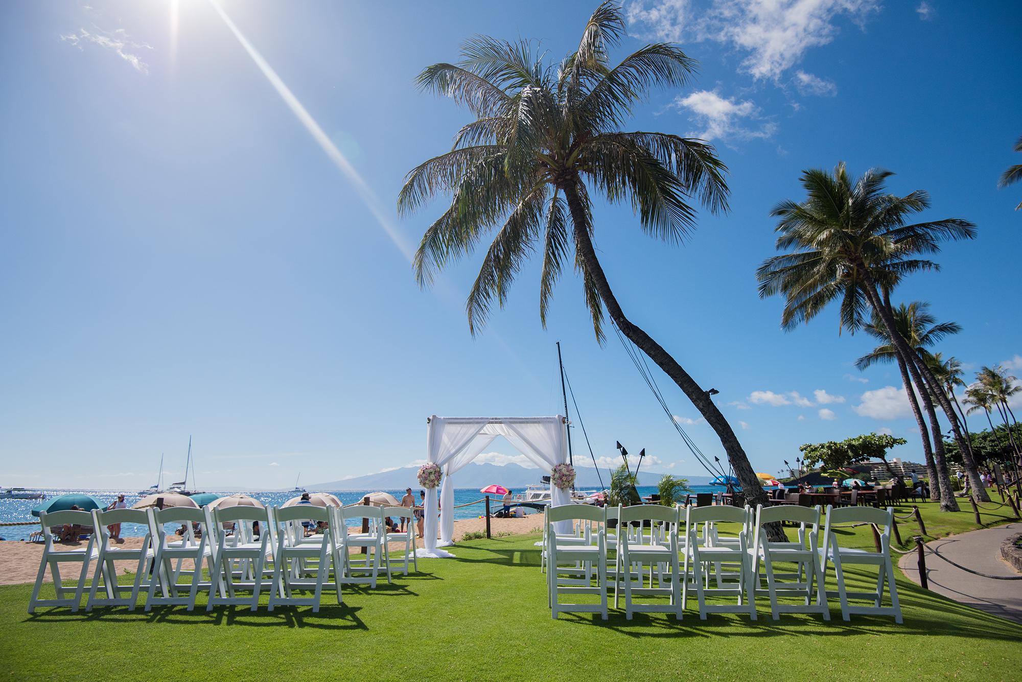 The Westin Maui Resort & Spa Wedding