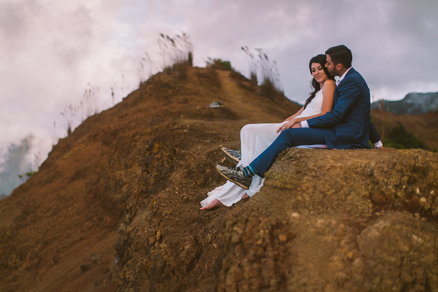 Adventurous Kauai Elopement