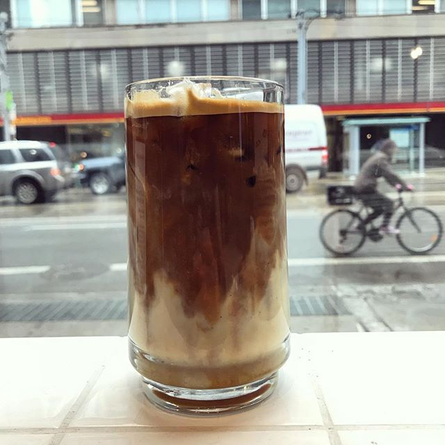 Chill out at Coffee Public with a nice iced latte! . . . #coffeepublic #peacelovelattes #coffee #espresso #latte #local #supportlocal #toronto #porthope #torontocoffee #homemade #fresh #food #love #beautiful #happy #fun #life #art #health #healthyfood #goodfood #farmtobelly #farmtotable #summer #spring #coffeegeek #coffeeshops #citylife