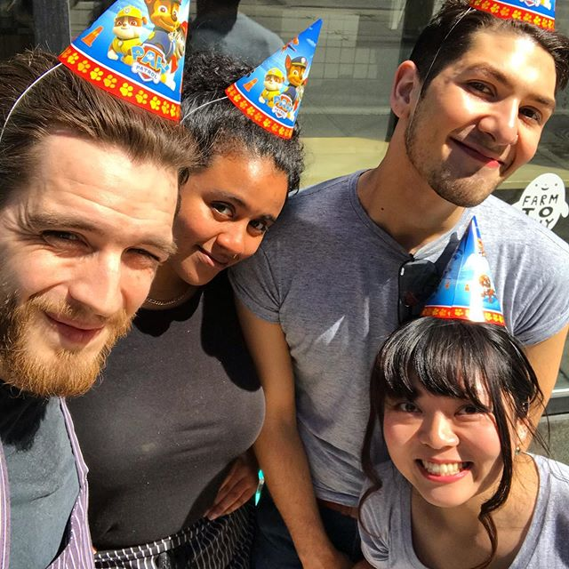 Happy Birthday! Come on down to Coffee Public and enjoy good coffee with happy people. #coffee #love #birthday #fun