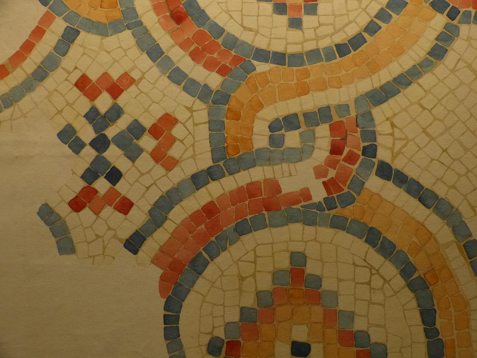 Round Church Mosaic