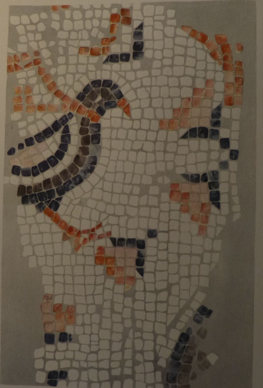 Drawing of Mosaic
