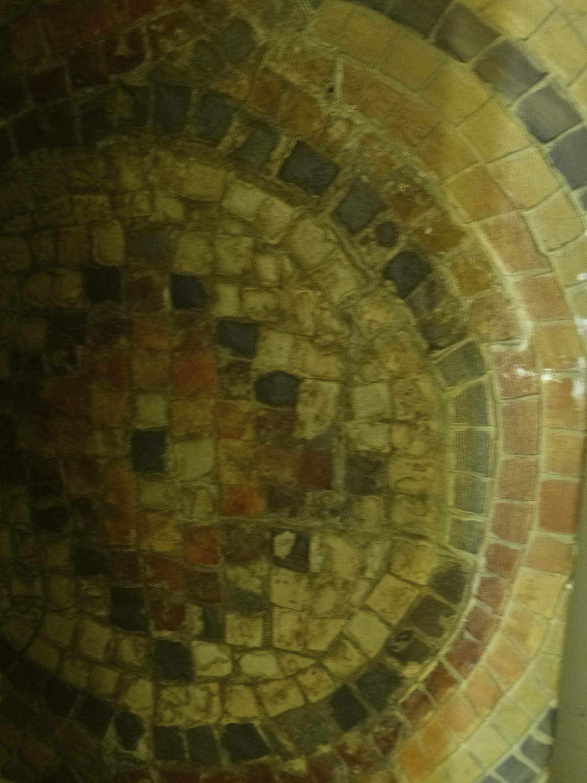 Mosaic NW Room Round Church