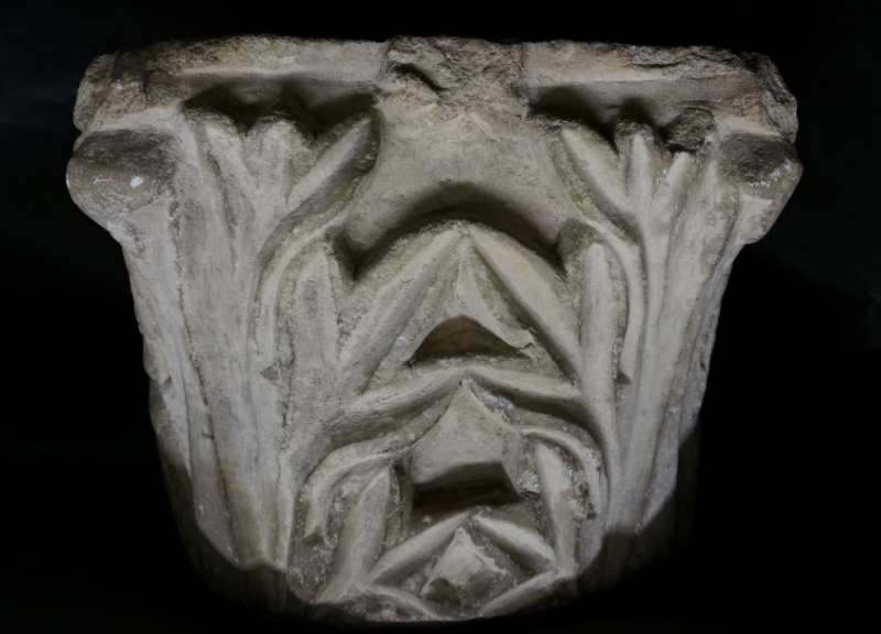 Capital, Late 5th/Early 6th c.