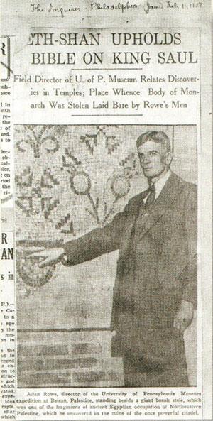 Alan Rowe with Mosaic Panel