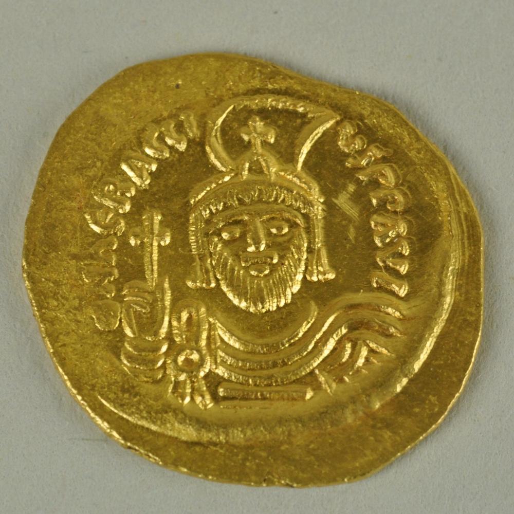 Solidus of Heraclius