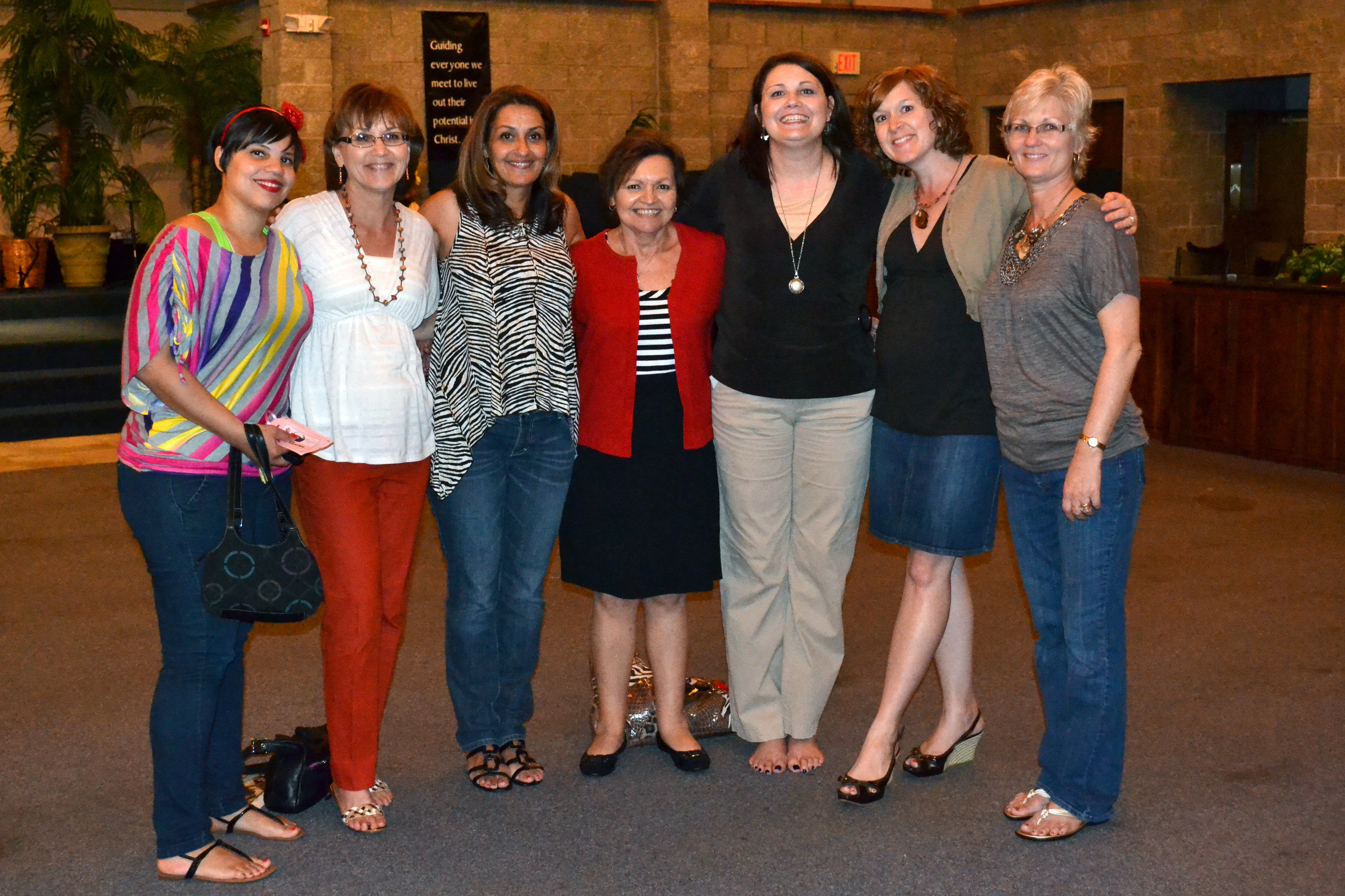 Oasis Women's Ministry
