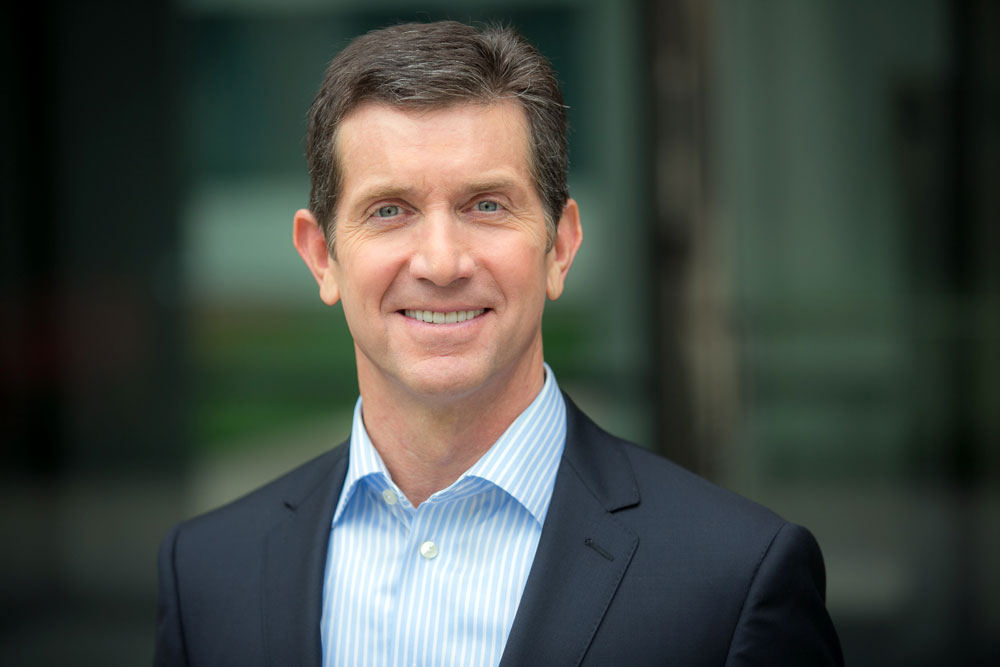 Alex Gorsky, CEO, Johnson & Johnson