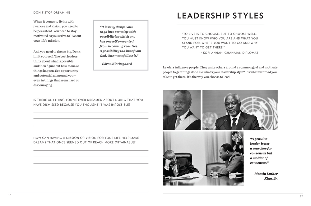 Student Leadership Guide