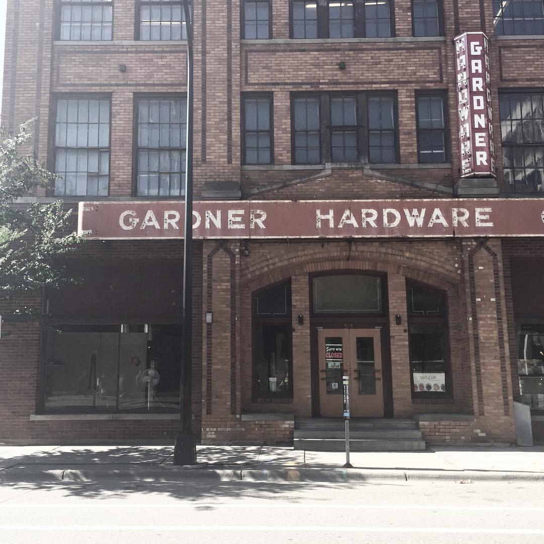 RIP Gardner Hardware 😢 We will miss you #onelessmomnpop