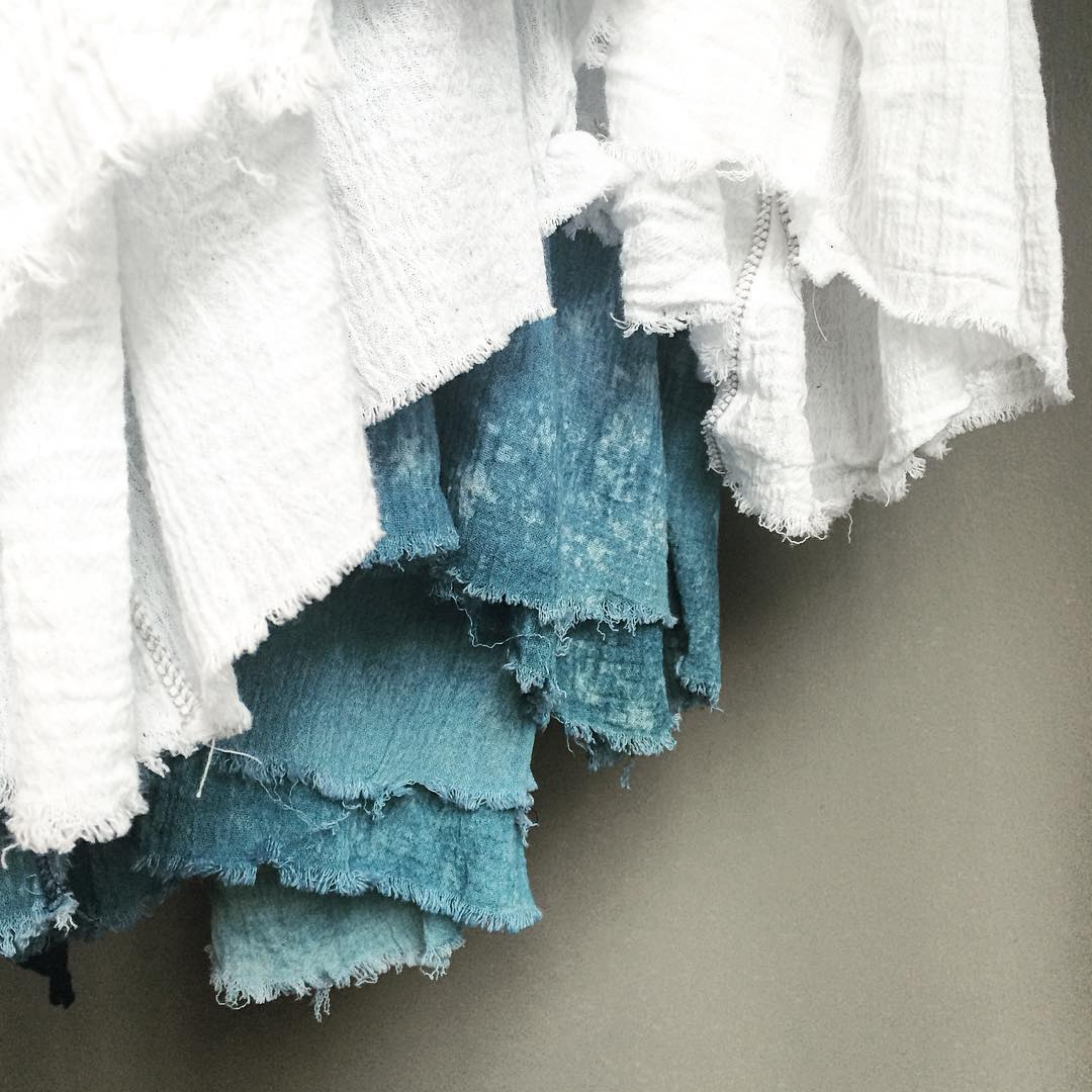 10% off select ACG summer items at Showroom! Get it while it's hot @showroommpls #slowfashion #shoplocal #minneapolisstyle #mpls #acgmpls #handdyed #cotton #onsale #summersale