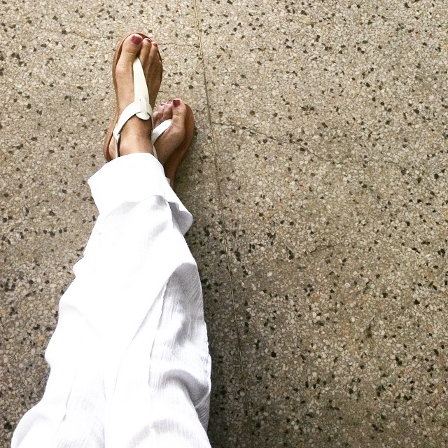 Beach Trousers. so light and airy. only at @showroommpls by @acg_mpls #shoplocal #mplsdesign #summerstyle