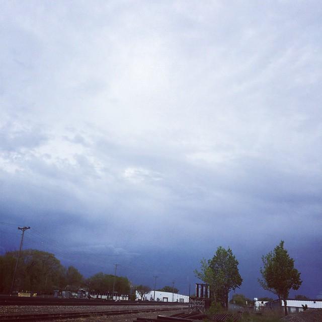 gradient #stormclouds