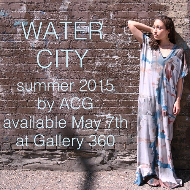 So excited for the upcoming #trunkshow at @gallery360mpls ! featuring some amazing local #designers including #kjurek and @tessalouise_designstudio #ss15 #mplsdesign #mplsfashion #minneapolis #nextthursday #may7thevent #WATERCITY