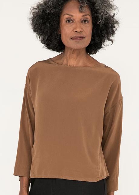 Elizabeth Suzann Parabola Top, $195