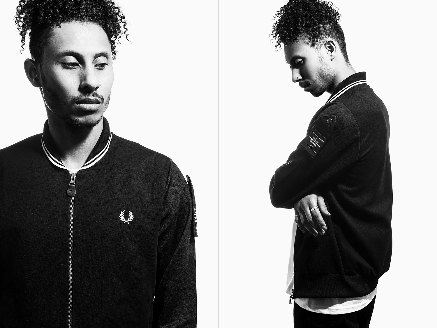 Photography by Kev Foster for Philip Browne_Fred Perry X Art Comes First