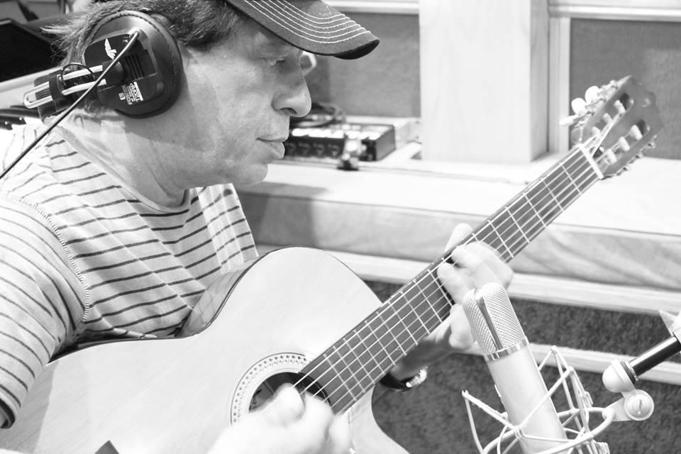 Día 2 de grabación...Luis Alberto