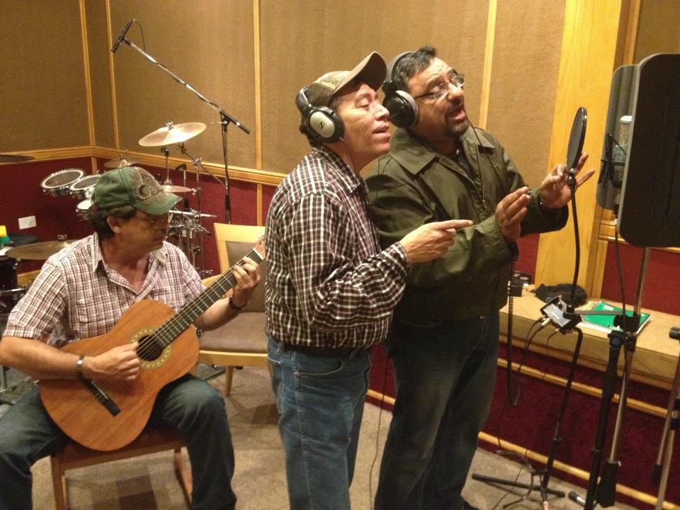 Luis Alberto, Nacho Sauceda, y Juan Carlos!