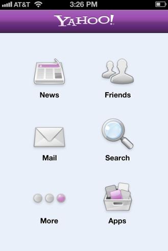 Mobile Landing Page -
