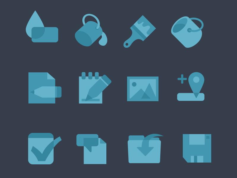 mindjet icons - final suite