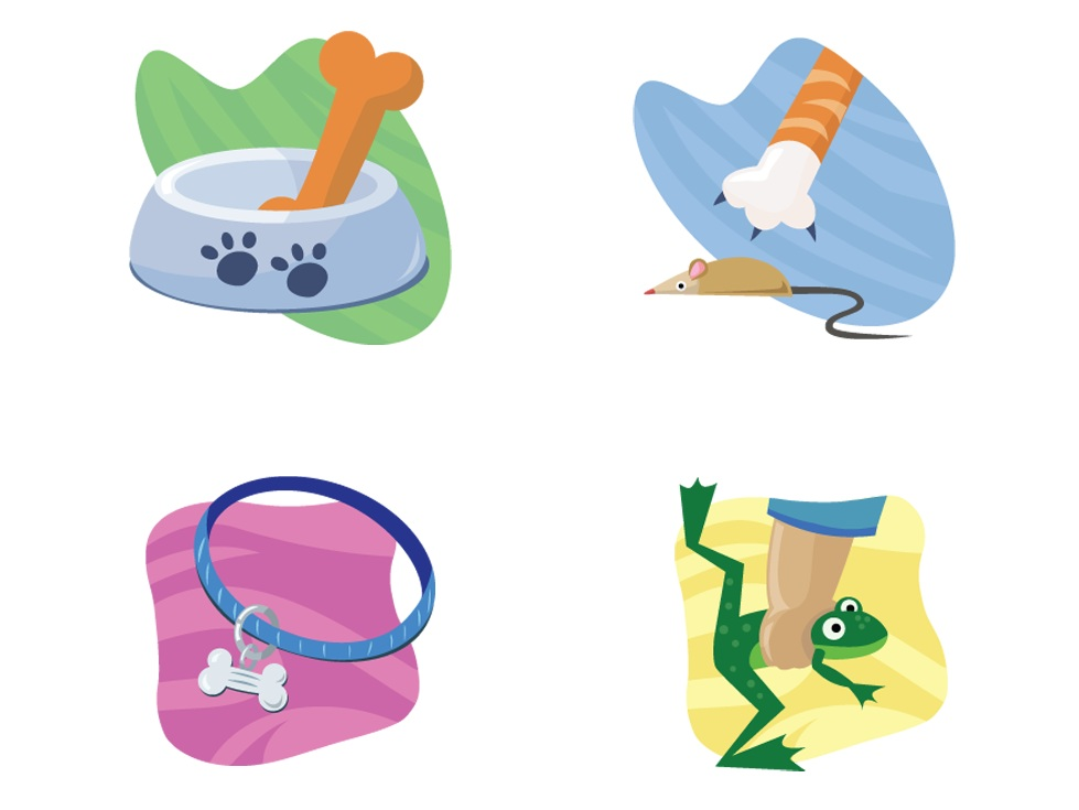 Pet Icons for Groups -