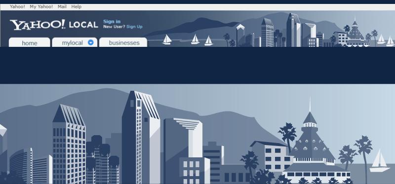 Close Up - San Diego illustration details