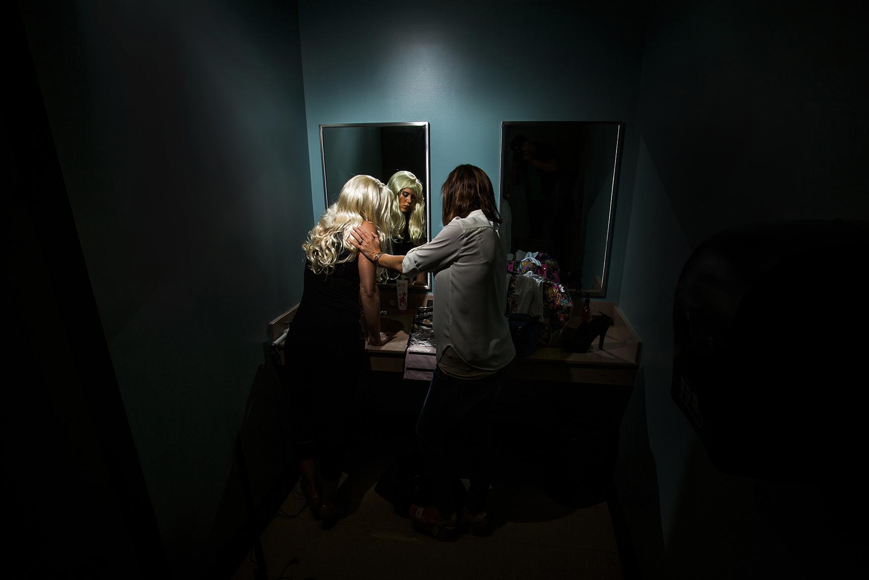 Waken 514 Revolution Stripper Photo Story