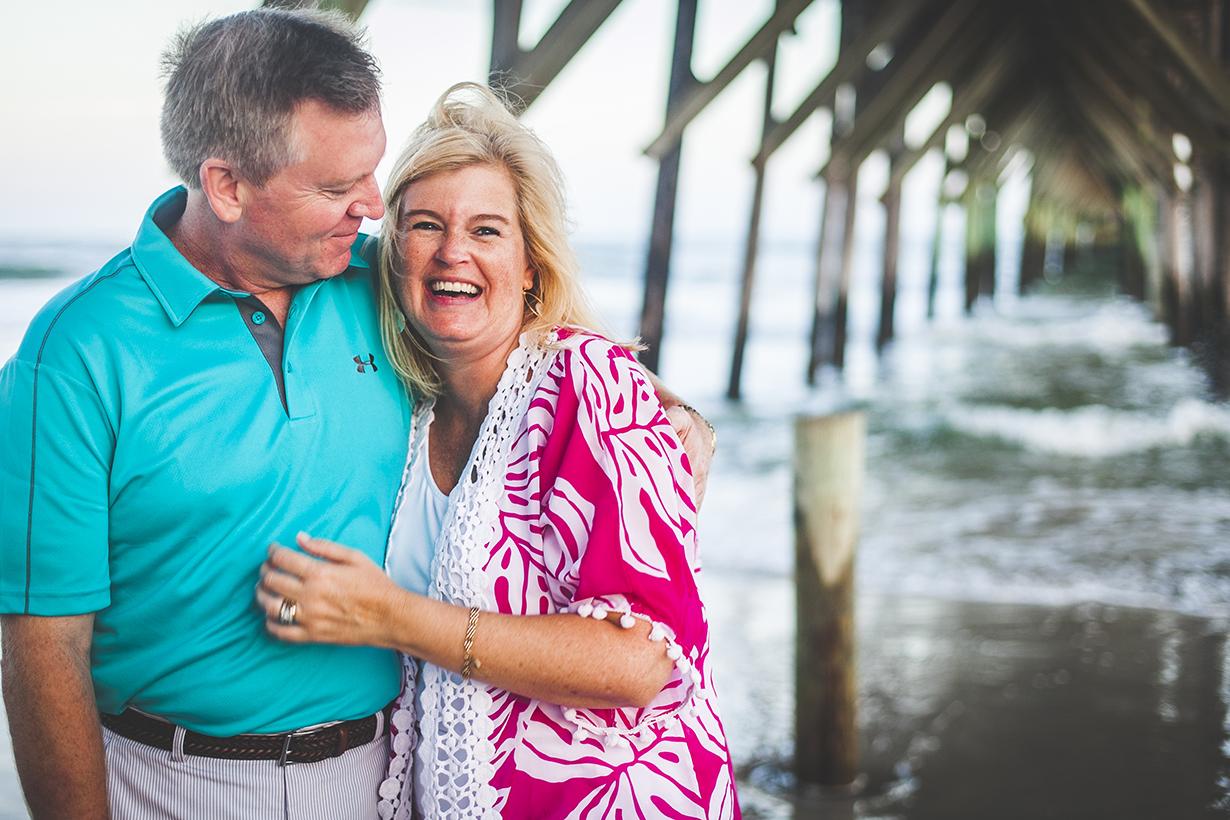Topsail Beach NC Senior Photography