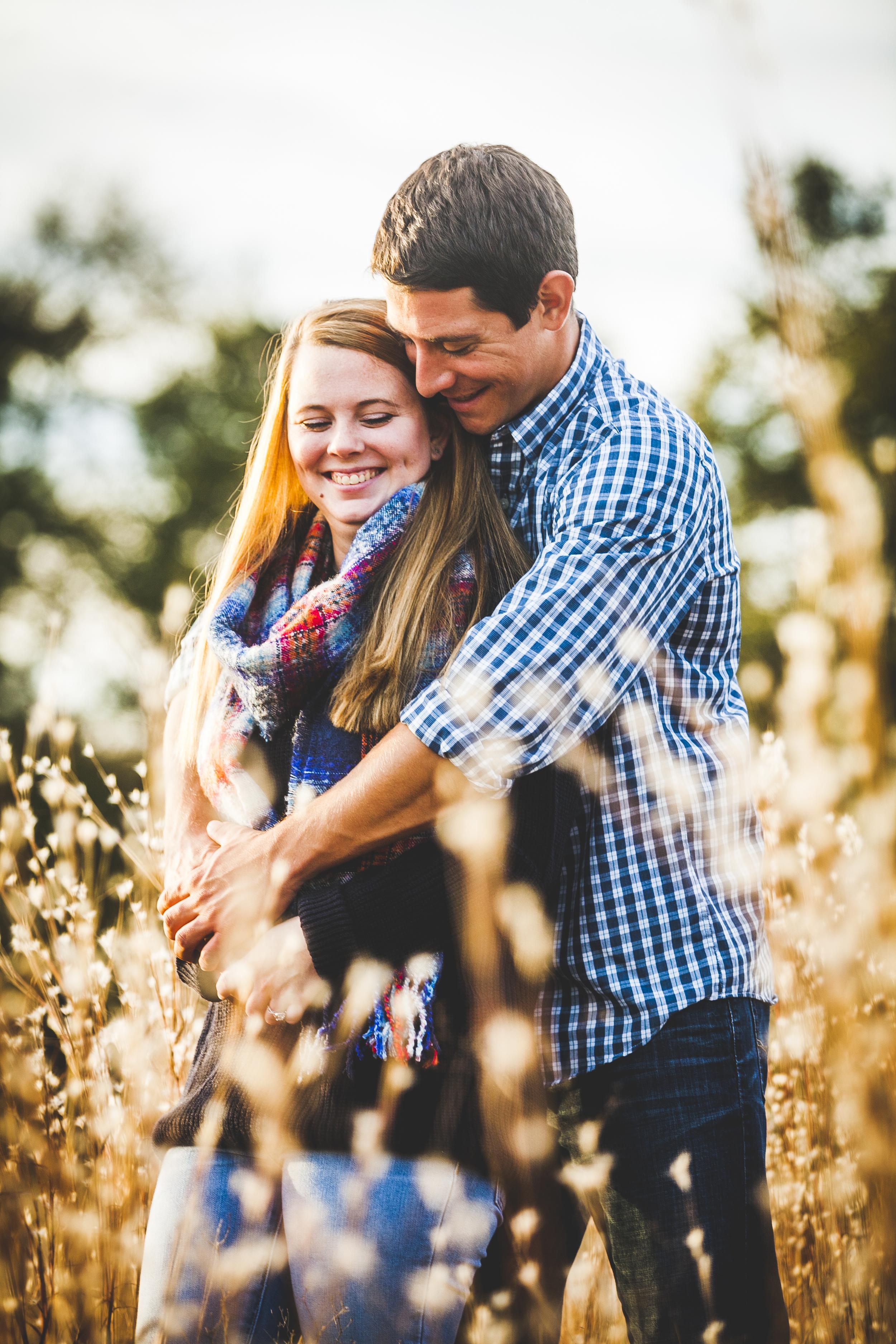 Holly Ridge Engagement Photography
