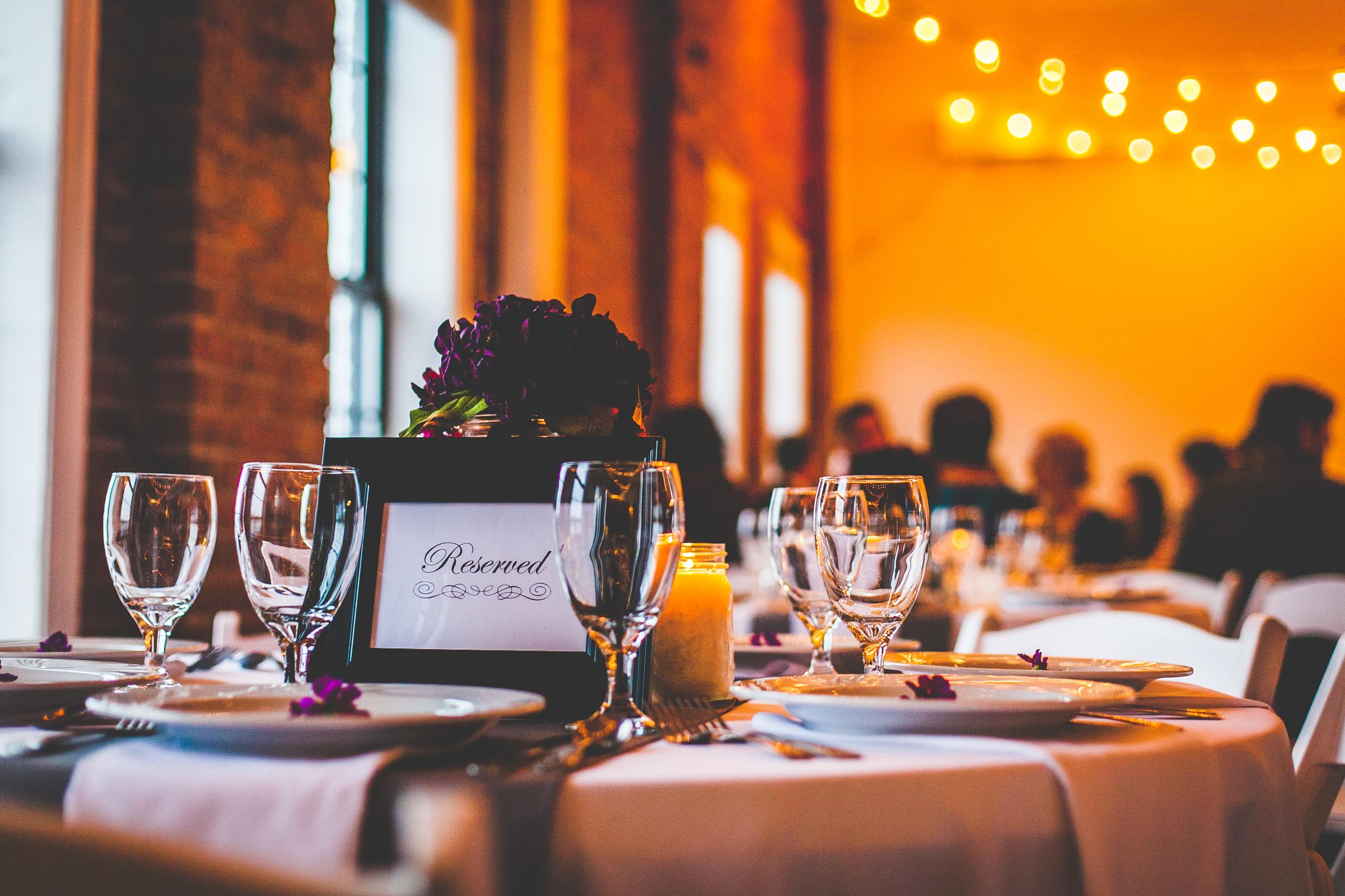 Wilmington NC River Room Wedding