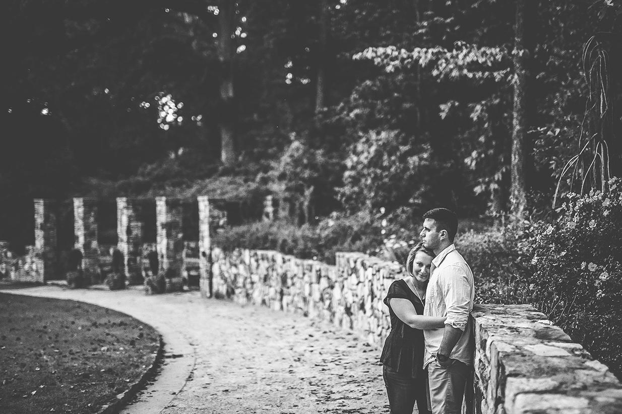 UNC Duke Engagement Photography Wedding