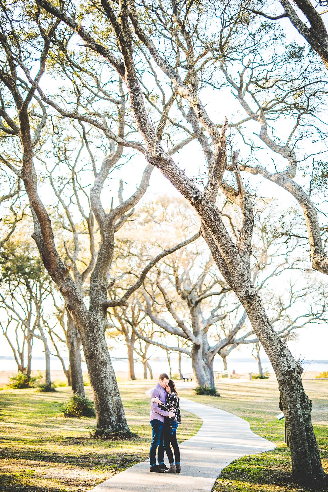 Fort Fisher Engagement & Wedding Photographer