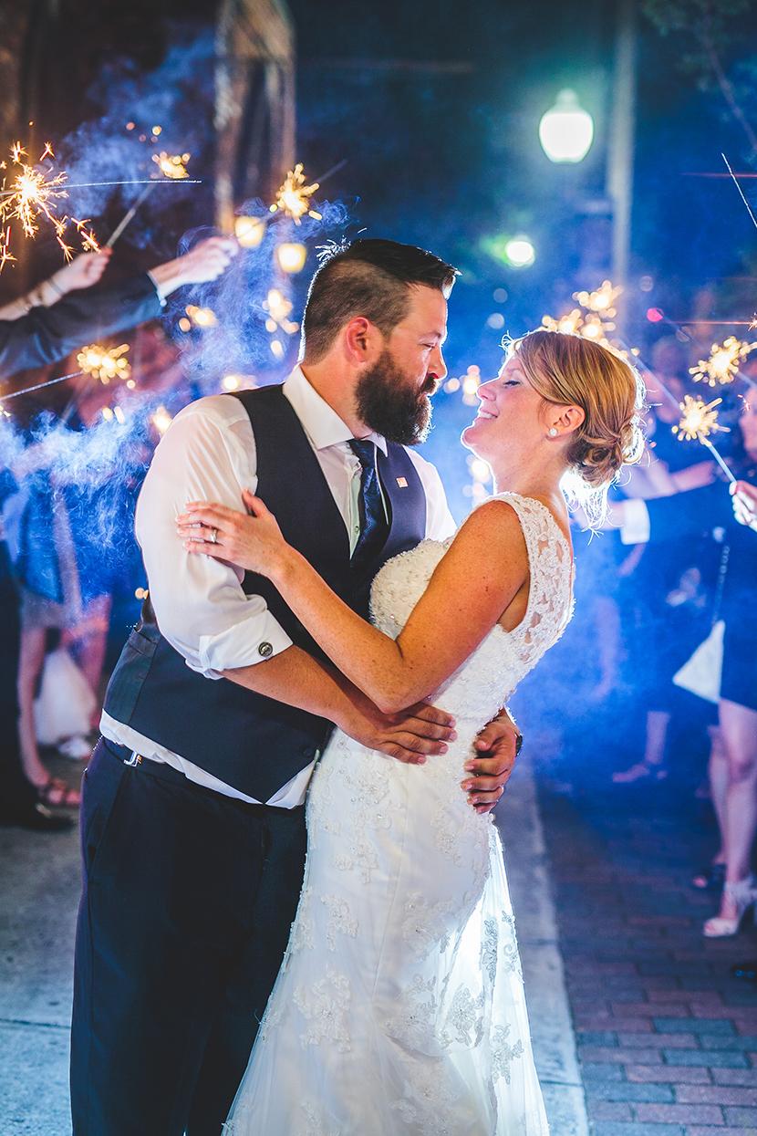Brooklyn Arts Center Wedding Photographer