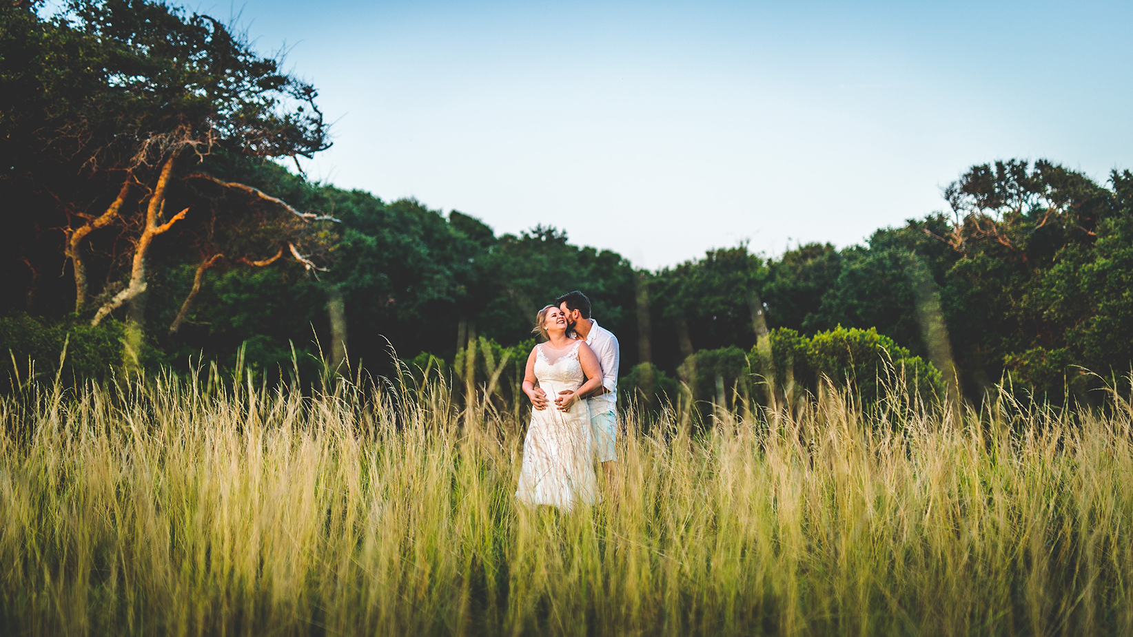 Gorgeous Couple Fort Fisher.JPG