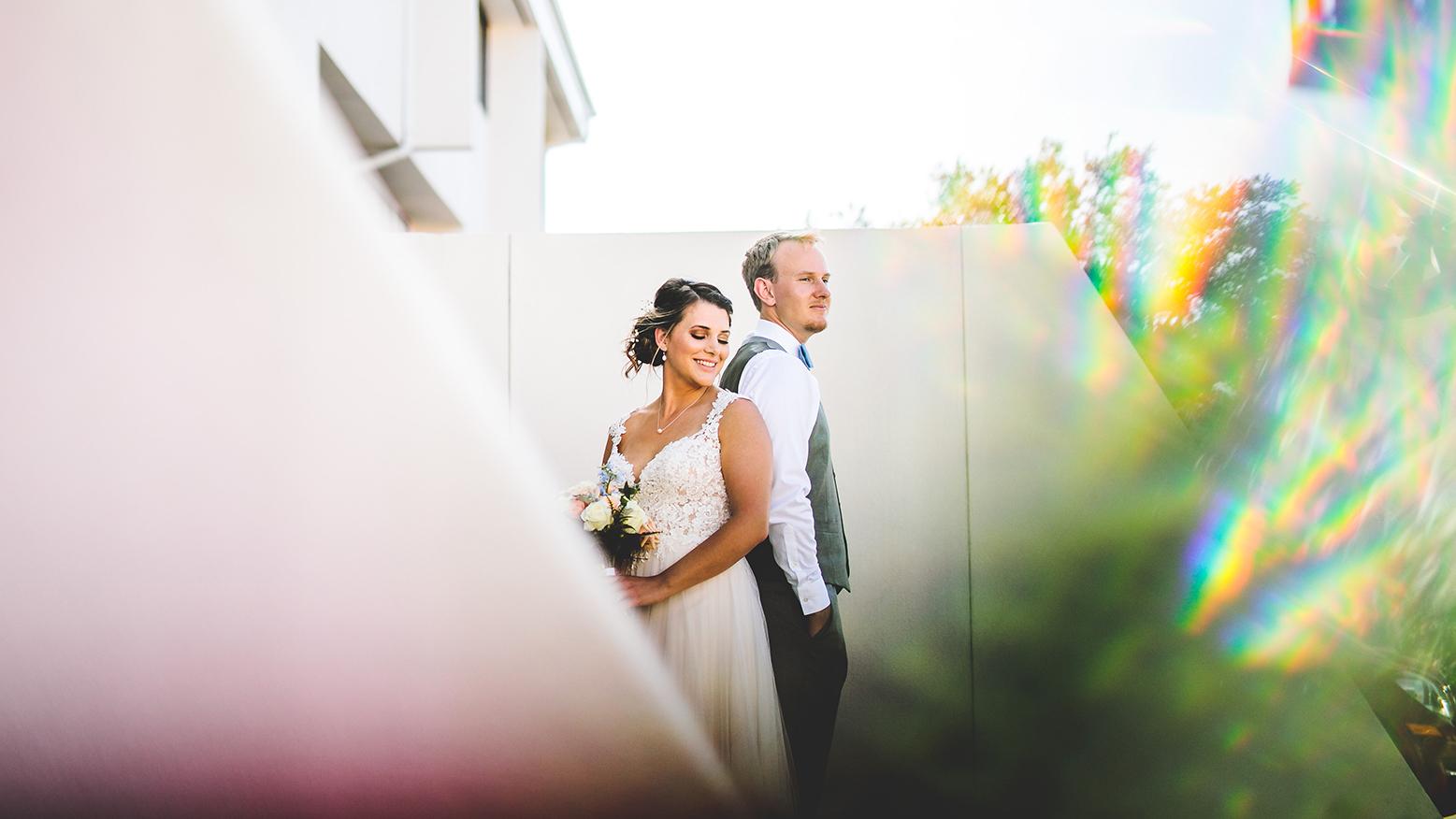 prisming on the wedding day.jpg