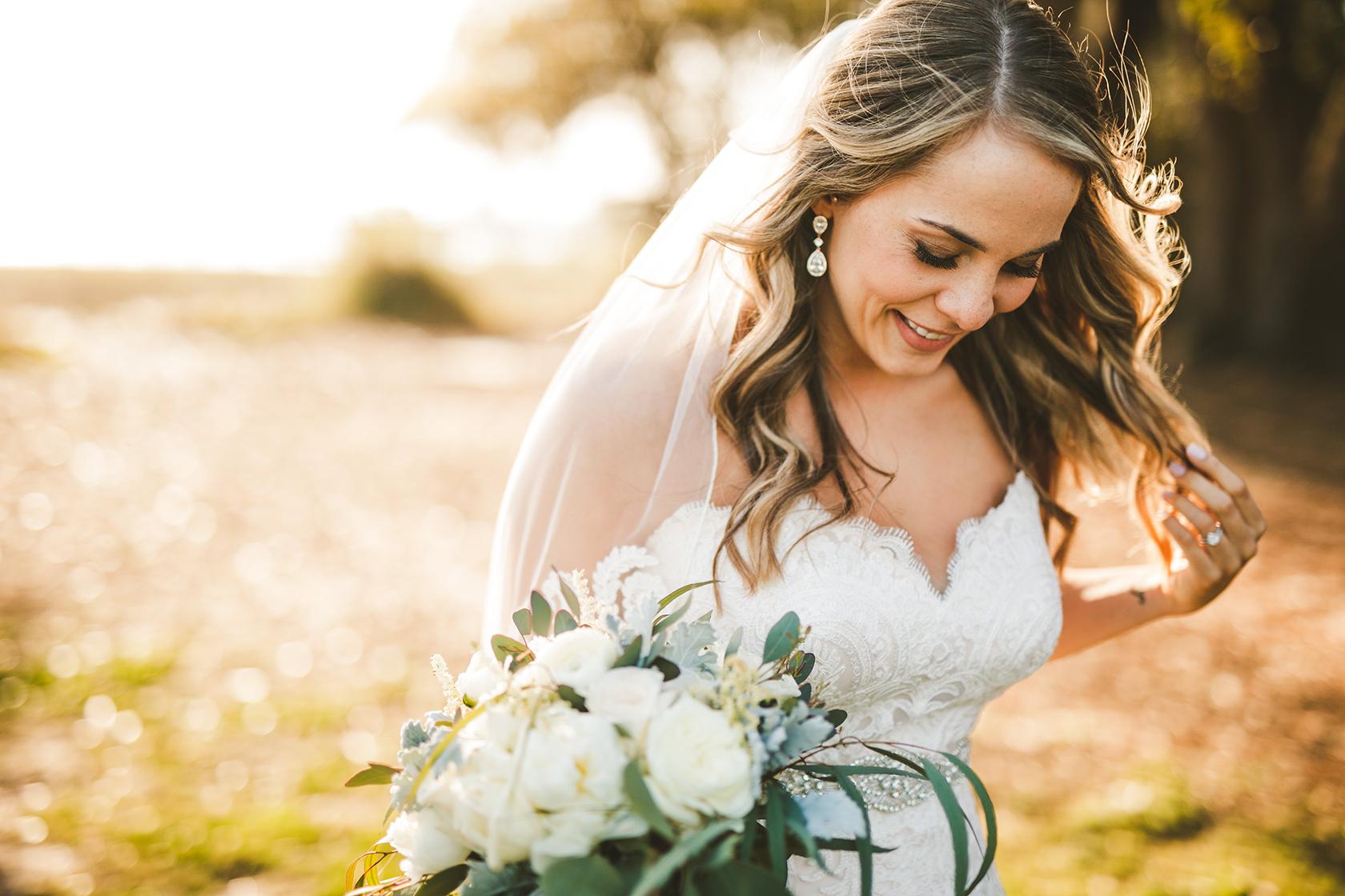 Beautiful Bride In Charleston SC