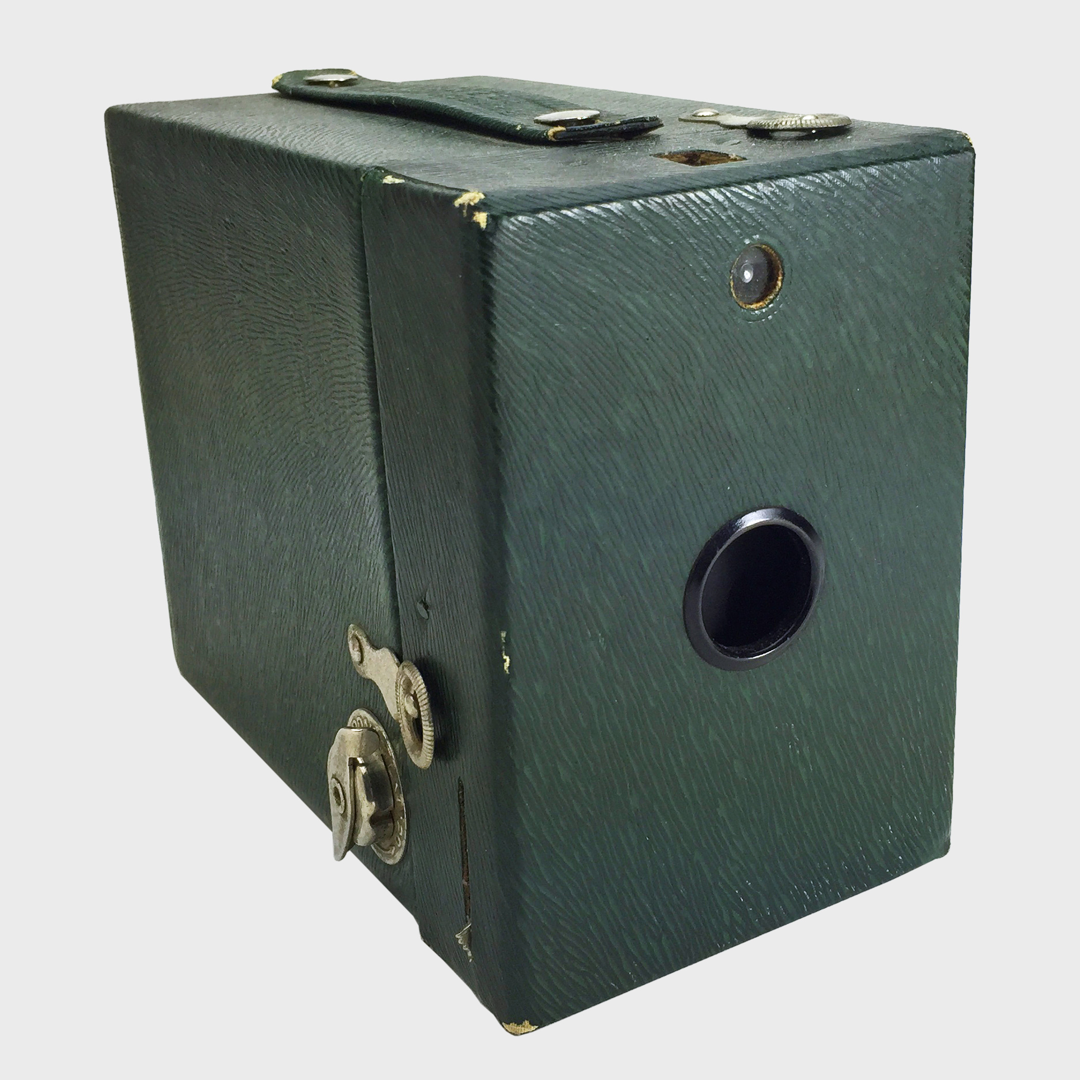 Kodak Rainbow Hawkeye No. 2 Model C - Green