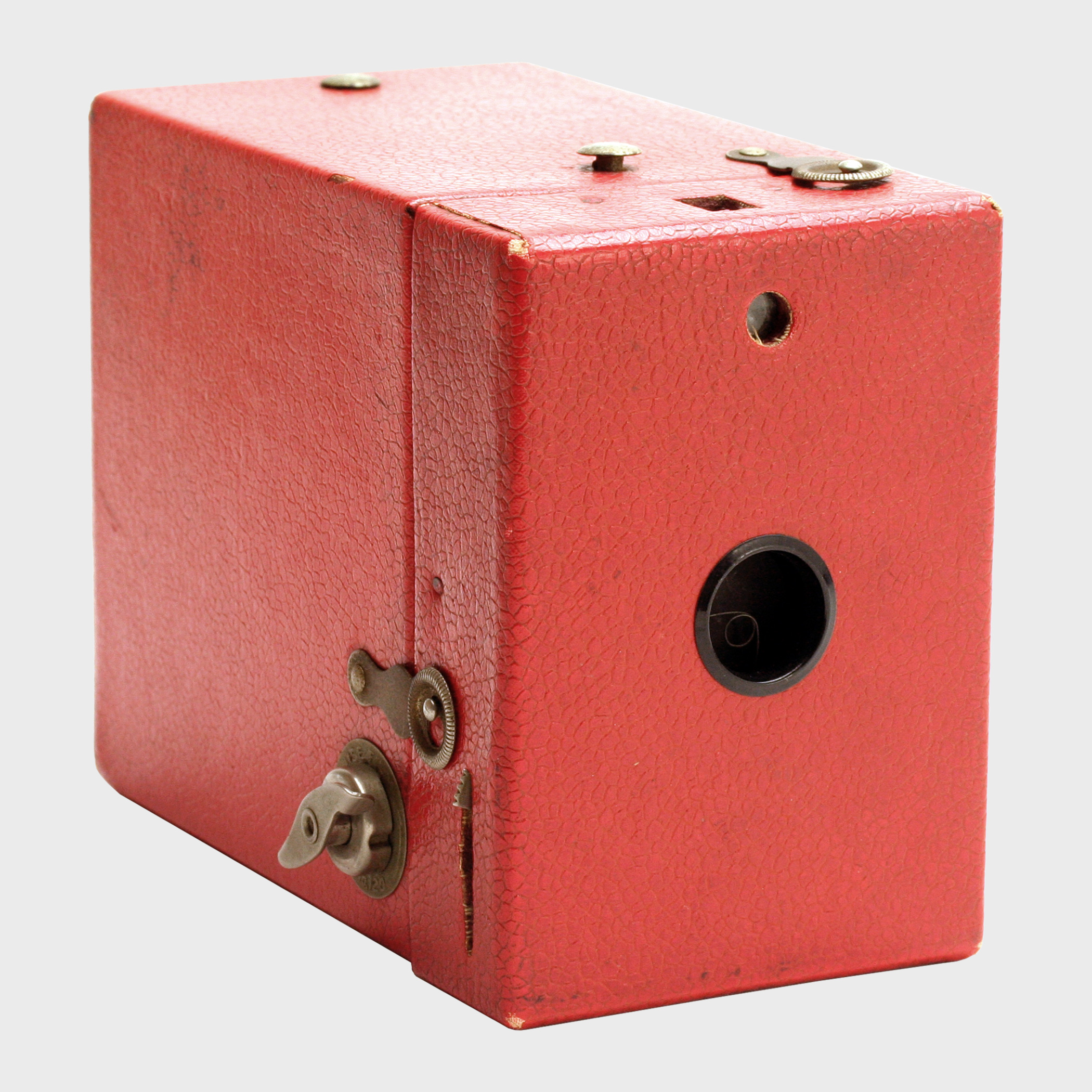 Kodak Rainbow Hawkeye No. 2 Model C - Red
