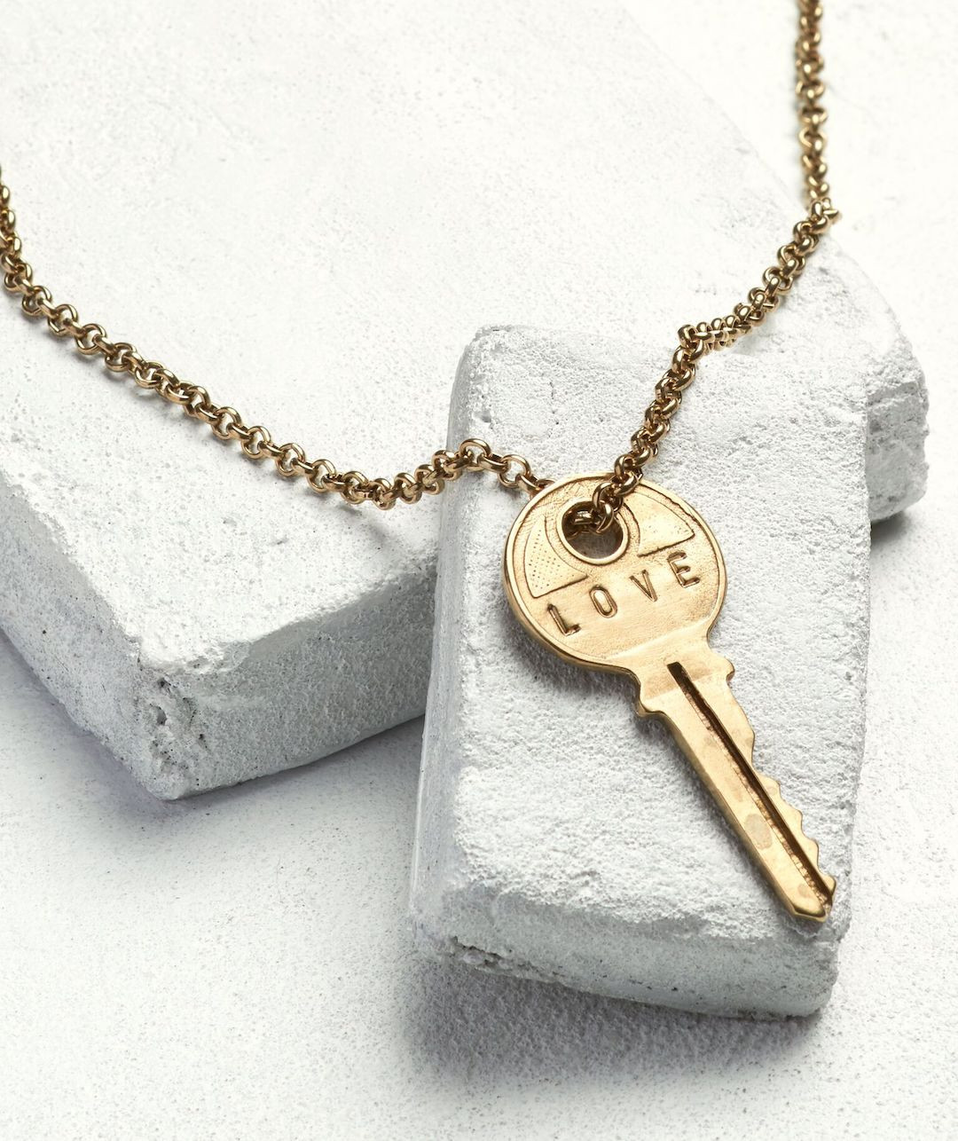 Classic Necklace   $42 | The giving keys