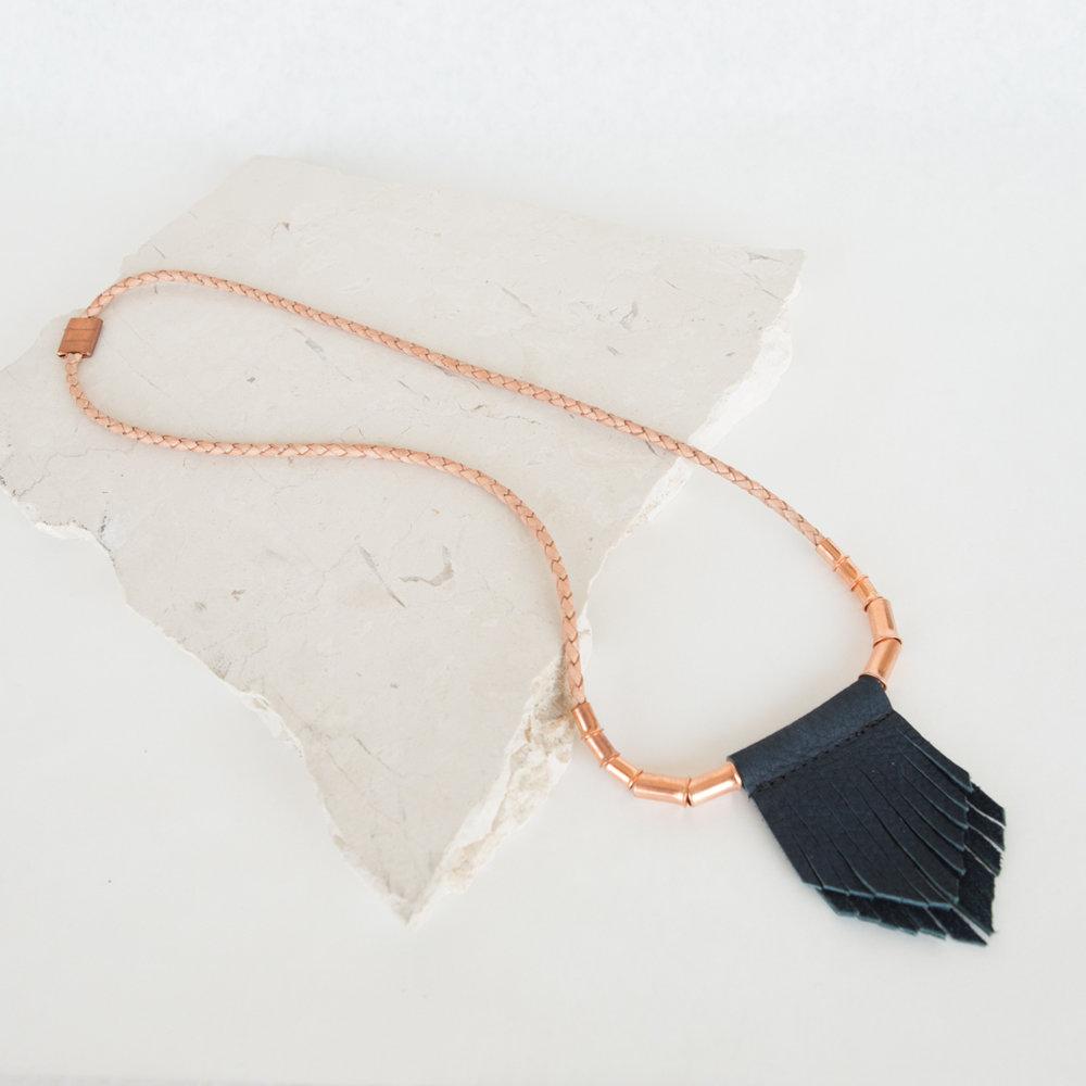 Anza necklace  $50 | dear survivor