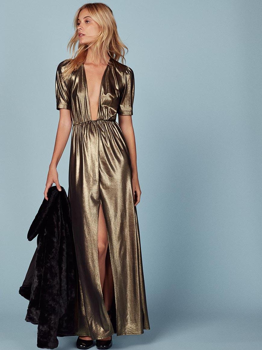 adeline dress   $148 | REformation