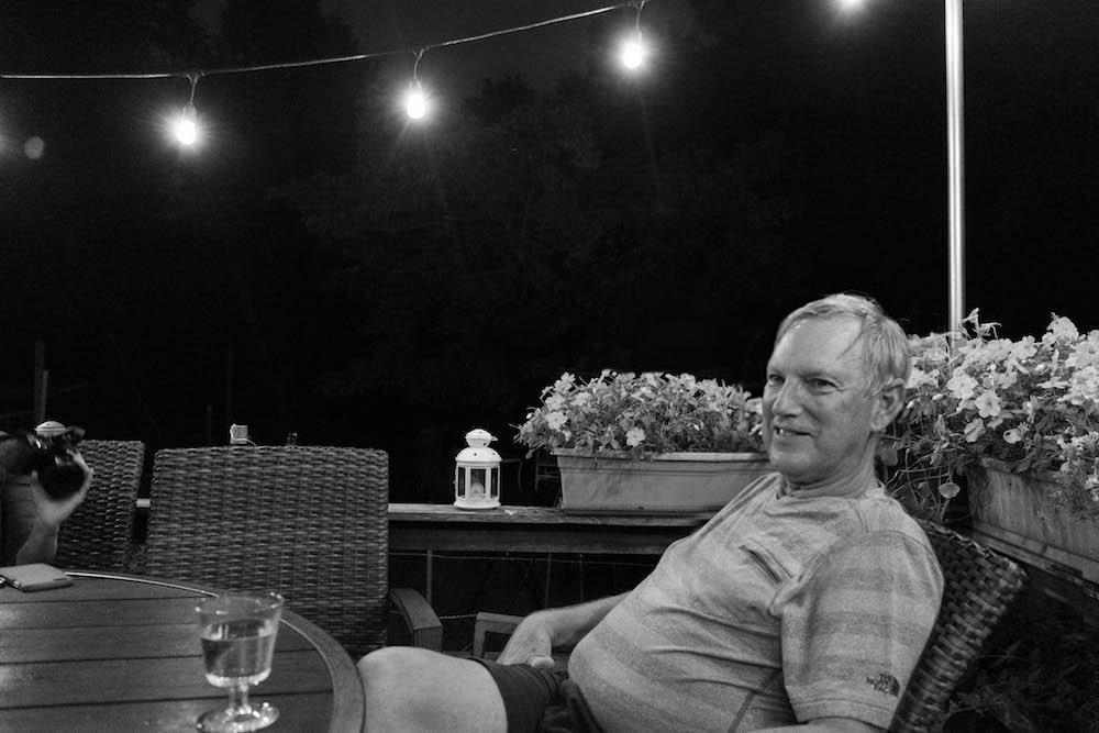 Celebrating my dad's birthday |Fall 2017