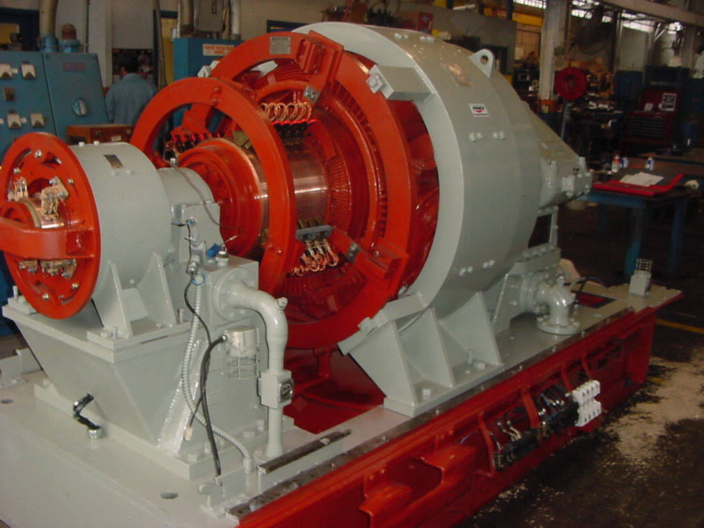 AR # 918 LEFT FT VIEW OF COMPLETED GENERATOR..JPG