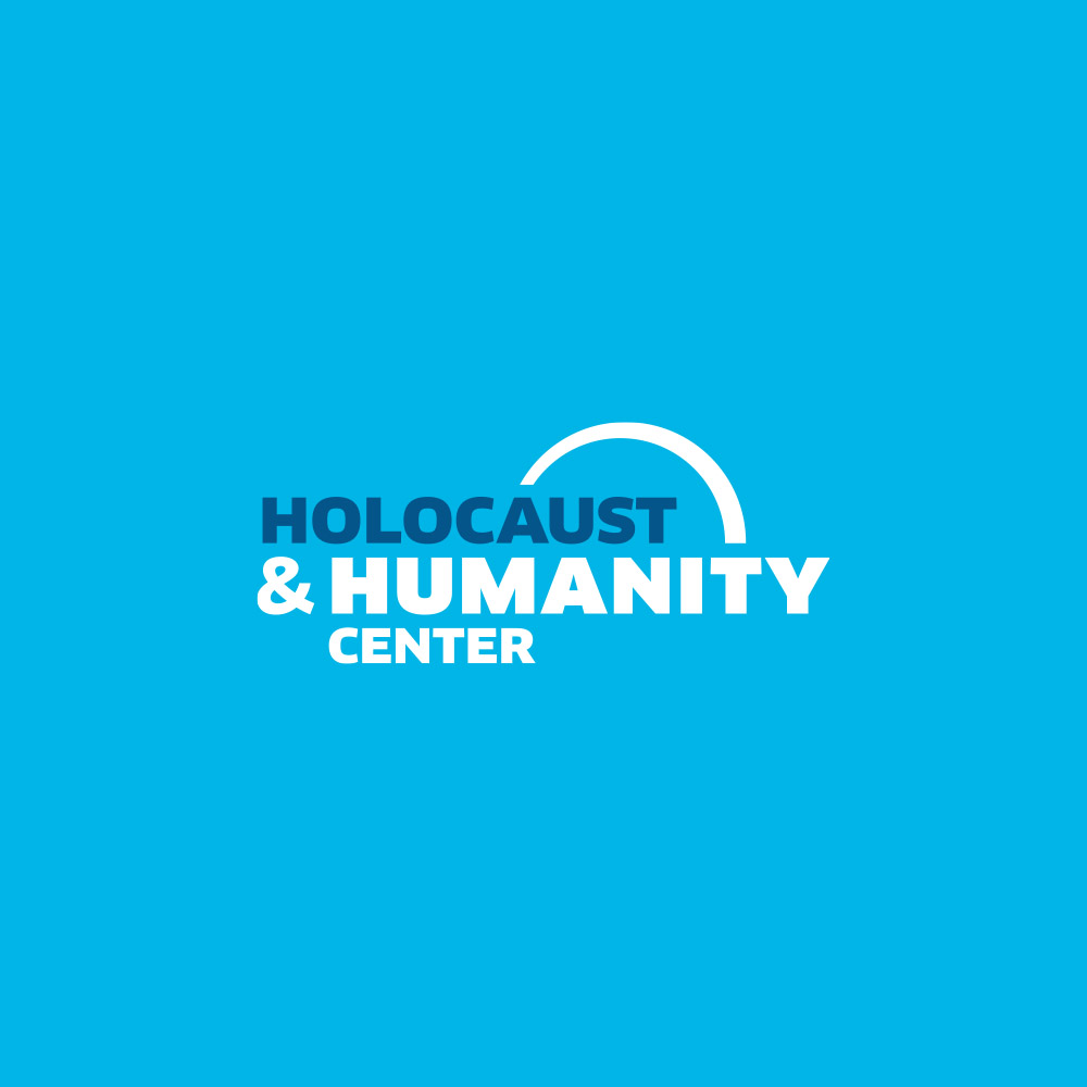 Holocaust & Humanity Center  Brand Identity / Art Direction