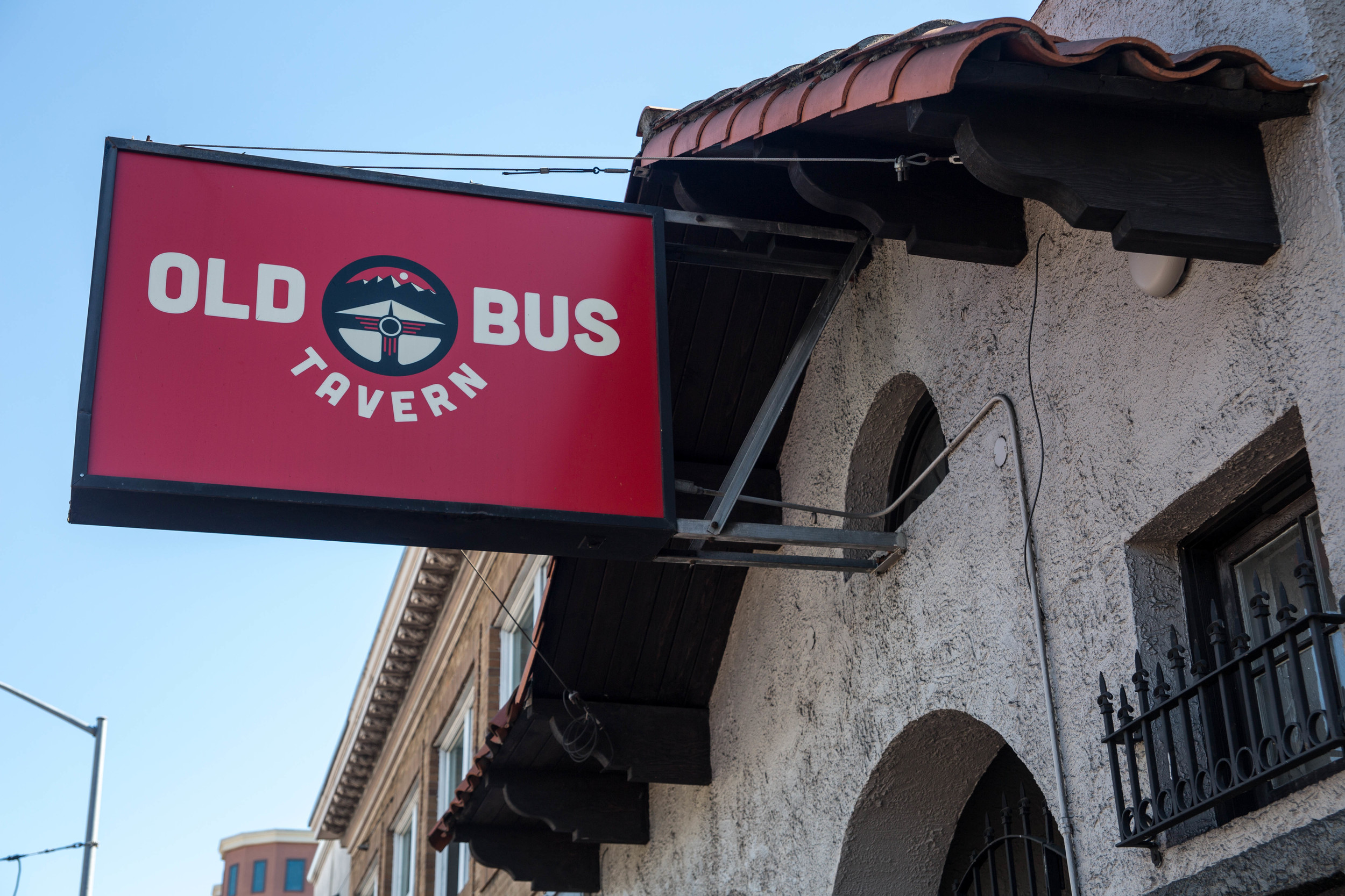 OLD BUS TAVERN  - 3193 MISSION STREET - 415.843.1938