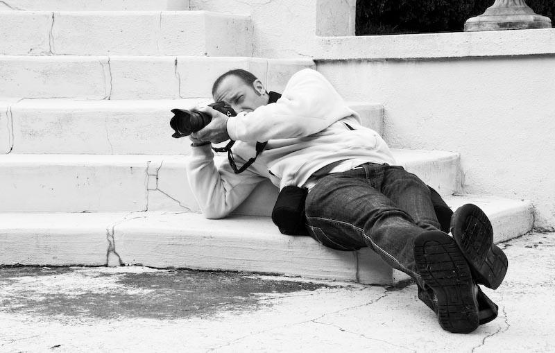 Photographer Scott Fishman